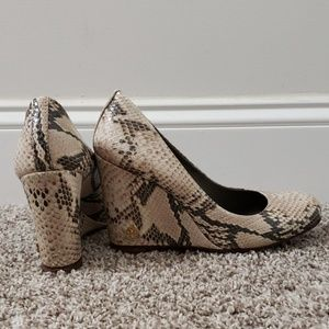 Tory Burch Snake Chelsea Wedge